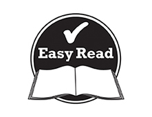 Easy Read logo